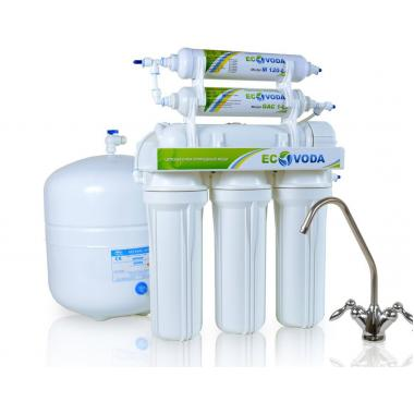 ЭКОВОДА (Waterfilter) RO-6P MT18