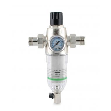 Raifil SY-QZ0113 silver промывной сетчатый фильтр