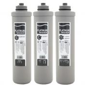 Комплект трех картриджей Platinum Wasser Neo