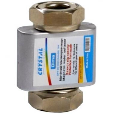 CRYSTAL CR-DIMA 1/2''-1/2'' магнитный фильтр от накипи