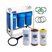 Магистральный фильтр Aquafilter HHBB10B комплексная очистка