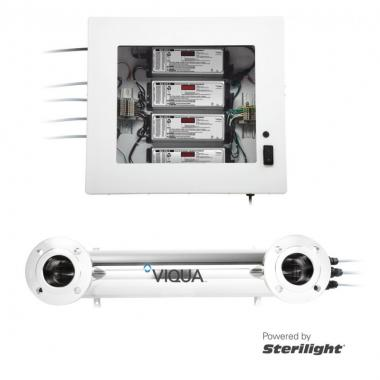 Viqua Sterilight SHF-180/2 УФ система обеззараживания