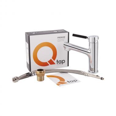 Смеситель для раковины Qtap Inspai CRM 001F