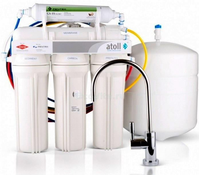 Фильтр для воды обратный осмос с минерализатором