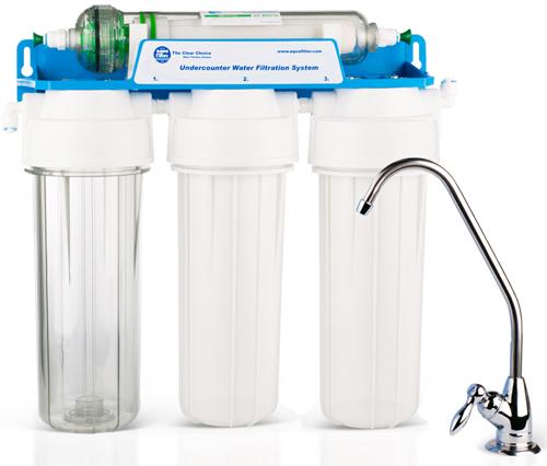 Фильтр для очистки воды с ультрафильтрационной мембраной
